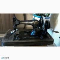 AFRANA.Антикварная немецкая швейная машинка