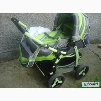 Продам коляску ADAMEX NEON 3 в 1