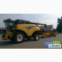 Продам зерноуборочный комбайн New Holland CR 9080