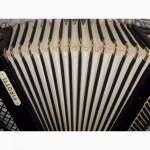 Немецкий аккордионированный пятирядный концертный баян Firotti Eroica