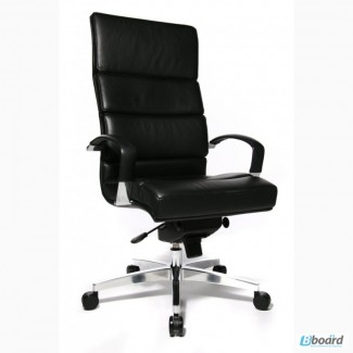Кресло руководителя президент-класса немецкой компании WAGNER Sitness CHIEF - 500 в коже