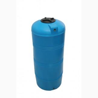 Вертикальная бочка пластиковая V-320 литров