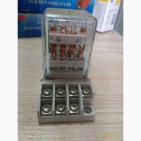 Реле r15 10 а 24v ( пост.) 2co мех. инд, тест-кнопка с блокировкой