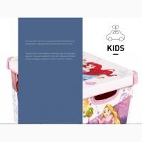 Товары для детей cтульчики, горшки, ванные, коробки, комоди Curver Европа оптом