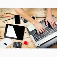 Частичная занятость, работа в интернет
