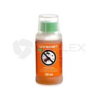Ципервит, циперметрин 1л, раствор от тараканов, мух, блох, комаров, муравьев