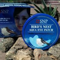 Гидрогелевые патчи для кожи вокруг глаз SNP Bird`s Nest Aqua Eye Patch