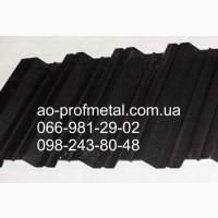 Профнастил черного цвета РАЛ 9005, Металлопрофиль черный антрацит матовый RAL 9005