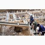 Заказать бетонные работы в Киеве
