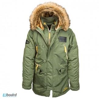 Новая вариация легендарной куртки N-3B Parka от Американской фирмы Alpha Industries USA