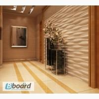 3D Панели для объемной отделки стен- рельефные 3-д стеновые панели из бамбука