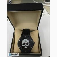 Купить Часы Hublot skull bang (Хублот Скулл Банг) оптом от 100шт