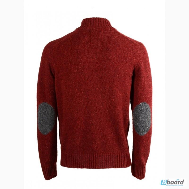 Шерстяной Пуловер Мужской