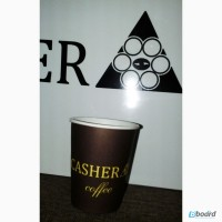 Бумажный стакан 175 мл Casher