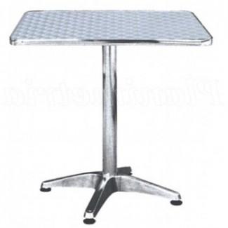 Стол для кафе алюминий «Джаз»