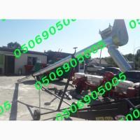 Новый передвижной шнековый зернометатель Kul-met (18 до 20 т/ч)