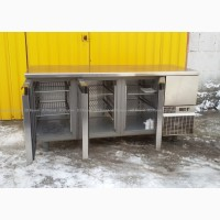 Бу холодильный стол Desmon (Италия) из нержавеющей стали 24500грн