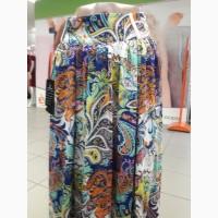 Яркая юбка-макси женская Yinshifu
