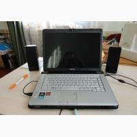 Двух ядерный ноутбук Toshiba Satellite A210-19A есть все устройства