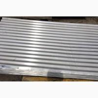 Алюминиевый лист 1, 5мм, волна 20