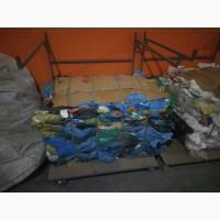 Распродажа прессованных полиэтиленовых пакетов