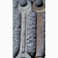 Ключи рожковые