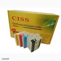 Комплект заправляемых картриджей , ПЗК HP Officejet Pro 6100/6600/6700 картридж 932/933