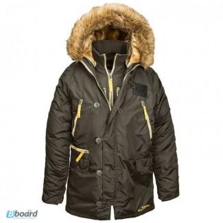 Куртка Аляска Alpha Industries (USA) Inclement Parka