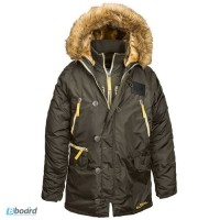 Куртка Аляска Alpha Industries (USA) Inclement Parka