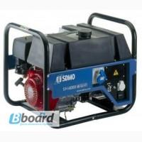 Аренда. Генератор бензиновый SDMO SH 6000 S