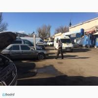 Ремонт микроавтобусов Mercedes в Одессе