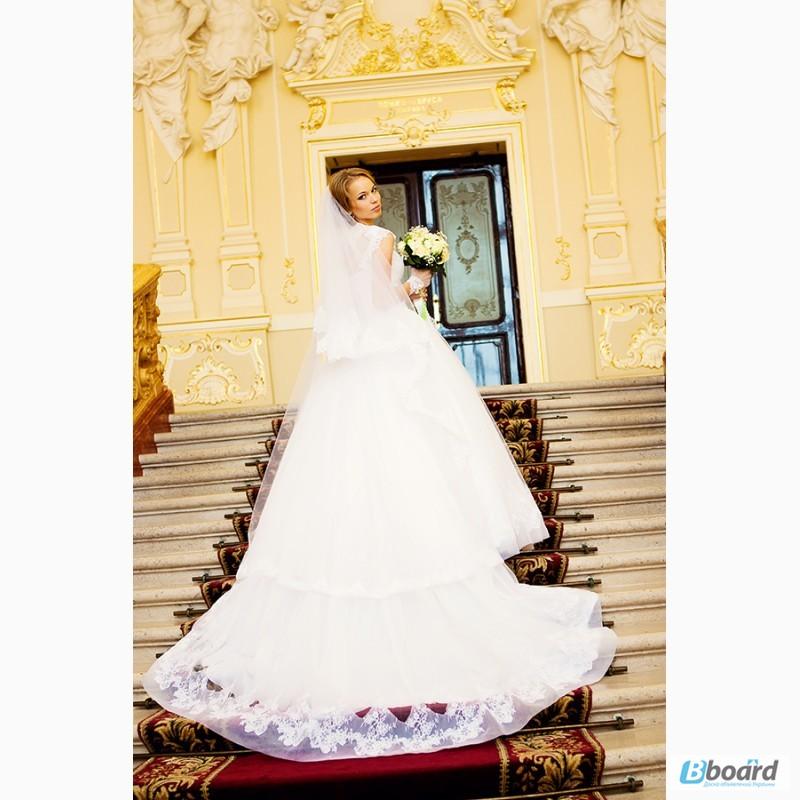 Продам СВАДЕБНОЕ платье салон КОКОС, б у - Одесса - Свадебные платья ... d4f700650b3