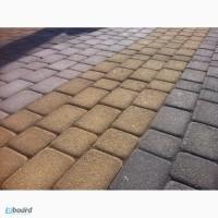 Укладка тротуарной плитки в Киеве
