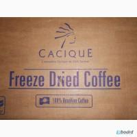 Кофе сублимированный Касик Cacique вес 25, 28 кг в ящике Вся Украина