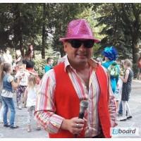 Ведучий-тамада на корпоратив+ DJ музика+фотовідео зйомка