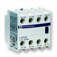 LADN22 - Блок контактов, дополнительный, 2NO/2NC, 10А, 600В, 4 полюса, винтовой зажим