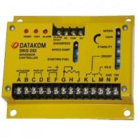 DATAKOM DKG-253 Контроллер управления частотой вращения двигателя