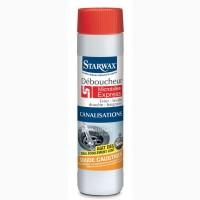 Средство для прочистки канализационных труб с микрогранулами Starwax (500 гр.)