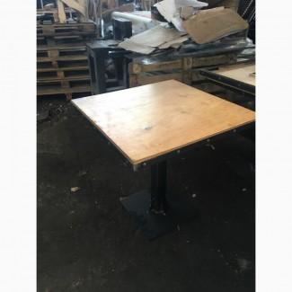 Столы б/у для кафе, мебель б/у в стиле лофт