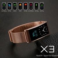 Cмарт-фитнес-браслет Microwear X3 IP68