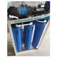 Система обратного осмоса RO-300 для коммерческой очистки воды