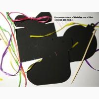 Гравюра, подарок на новый год, раскраска, набор для творчества игрушки