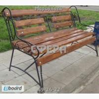 Кованые лавочки, скамейки для сада, кованые изделия от производителя под заказ, фото, цена