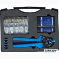 CTV100 - Комплект инструментов для обжима кабелей HDMI, серия Contractor