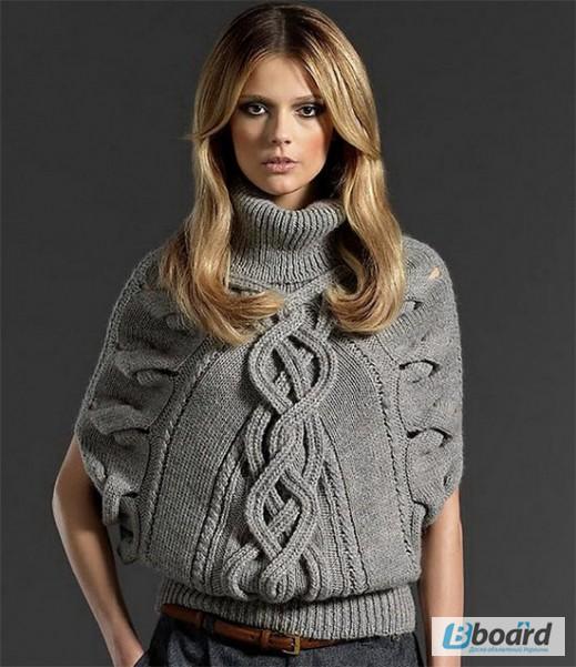 модный свитер женский фото, вязаный свитер спицами фото. вязаные штанишки спицами