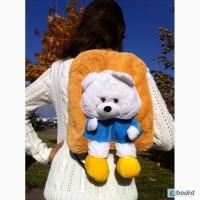 Рюкзак-игрушка детский