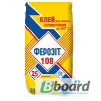Ферозіт 108 термостійкий клей до 180 С
