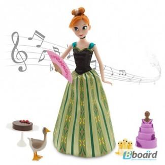 Поющая кукла Анна с аксессуарами