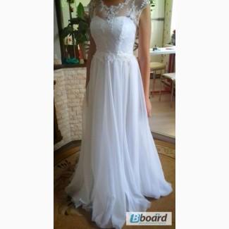 Платье ручной работы пошитое на заказ