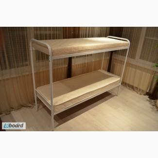 Кровать. Металлическая кровать. Кровати двухъярусные